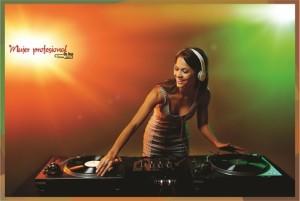 Influencia de la música en la productividad de la Mujer profesional Exitosa
